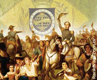 Brasil faz 190 anos de Independência