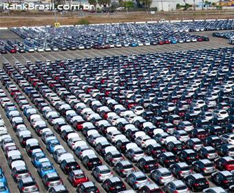 Brasil será o 3º maior mercado de automóveis do mundo