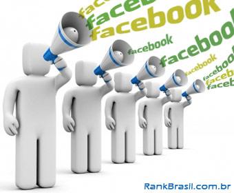 Brasil é o país que mais interage no Facebook