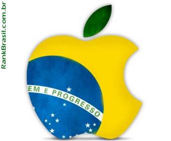 Apple vai abrir a primeira loja oficial no Brasil
