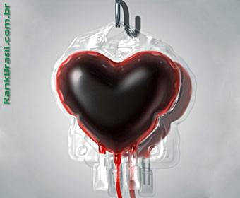 Dia do Doador de Sangue tem por objetivo estimular a doação