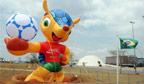 'Fuleco' é eleito o nome da mascote oficial da Copa 2014