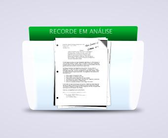 Documentos padrão de análise