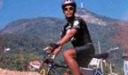 Maior tempo sobre uma bicicleta