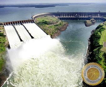 Maior usina hidrelétrica do Brasil em potência instalada