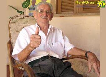 Vereador mais idoso eleito no Brasil
