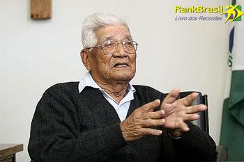 Mais idoso prefeito eleito no Brasil