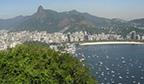 Cidade brasileira mais visitada por turistas estrangeiros