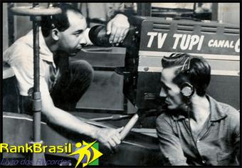 Primeira emissora de televisão do Brasil