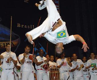 Mais tradicional arte marcial brasileira