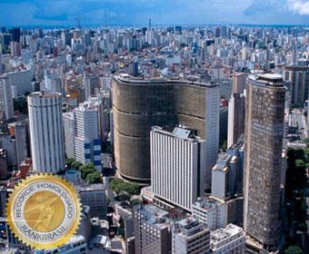 Cidade mais populosa do Brasil
