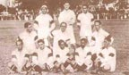 Primeiro jogo de futebol da Seleção Brasileira