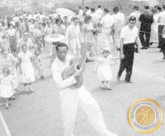 Primeira escola de samba