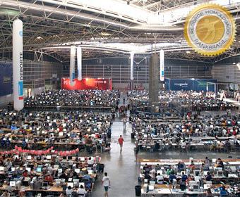 Maior evento de tecnologia e internet do Brasil