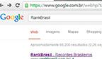 Maior site de buscas