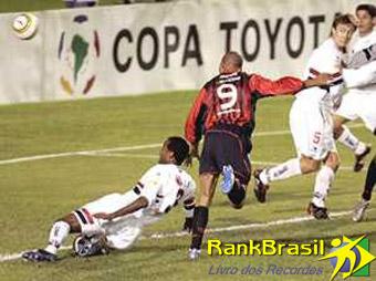 Primeira final da Libertadores entre times do mesmo país