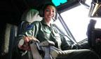 Primeira mulher a pilotar um Boeing da FAB