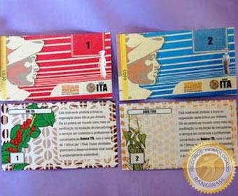 Primeira moeda social brasileira em área rural