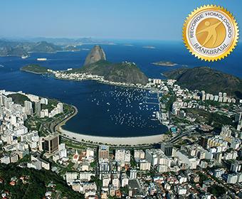 Primeira cidade do mundo a receber título de Paisagem Cultural
