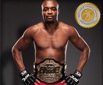 Maior número de defesas do cinturão do UFC