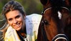Mais jovem brasileira a participar do hipismo olímpico