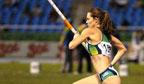 Melhor marca no salto com vara feminino