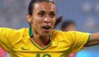 Maior jogadora da história do futebol feminino