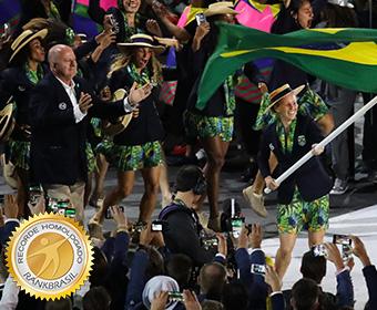 Maior participação de atletas mulheres em Olimpíadas