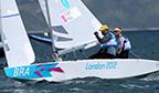 Primeiros brasileiros tricampeões mundiais de vela na classe star