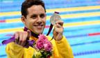 Mais rápido nos 400m medley do Brasil