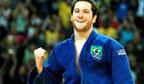 Primeiro lugar do Brasil no judô até 90kg