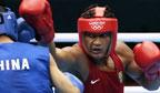 Primeira medalha olímpica do Brasil no meio pesado do boxe