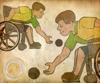 Primeira medalha do Brasil em Paralimpíadas