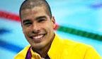 Mais rápido nadador nos 50m livre S5