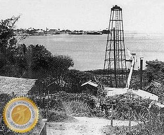 Primeira descoberta de petróleo no Brasil