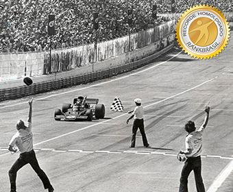 Primeiro título do Brasil na Fórmula 1