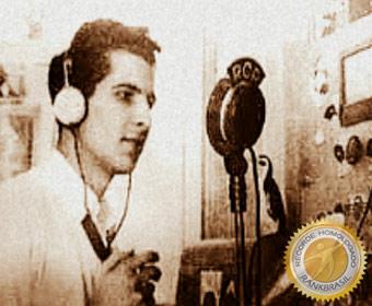 Primeira transmissão de rádio no Brasil, RankBrasil - Recordes Brasileiros