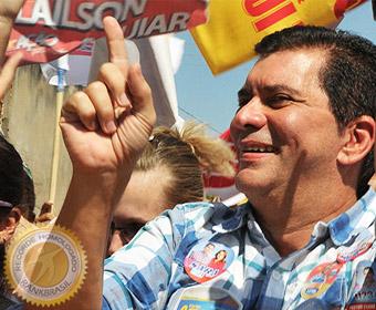 Primeiro estrangeiro eleito prefeito de uma capital no Brasil