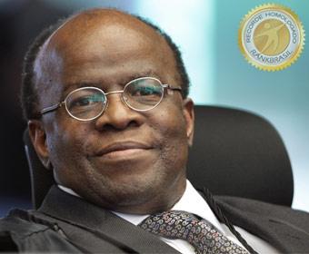Primeiro negro eleito presidente do STF