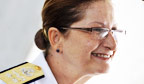 Primeira mulher oficial general das Forças Armadas Brasileiras