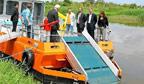 Primeiro barco do Brasil movido a gás natural