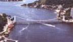 Mais antiga ponte pênsil do Brasil