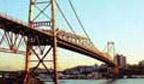 Maior ponte pênsil