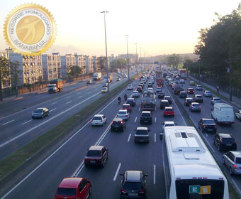 Avenida mais extensa do país