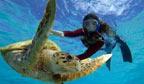 Primeira unidade de conservação marinha