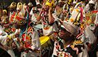 Primeiro bloco afro carnavalesco