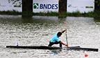 Primeiro brasileiro campeão mundial de canoagem