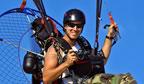Maior altitude alcançada com um paramotor