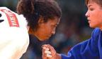Primeira brasileira campeã mundial de judô