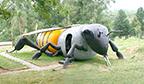 Maior monumento de abelha